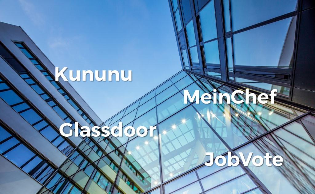 Unternehmensbewertung Kununu